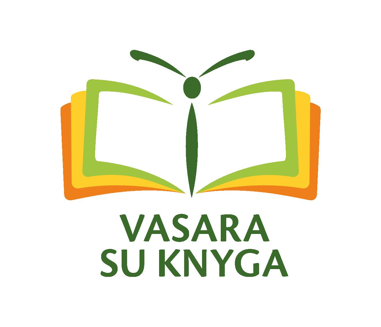 VASARA SU KNYGA