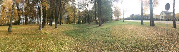 Revuonos parkas