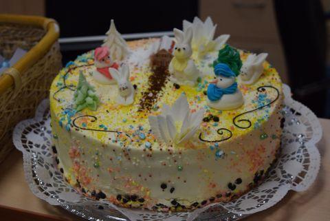 Įkurtuvių tortas